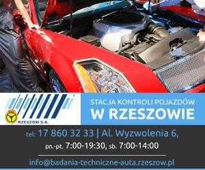 Badanie techniczne pojazdów zasilanych gazem - Rzeszów