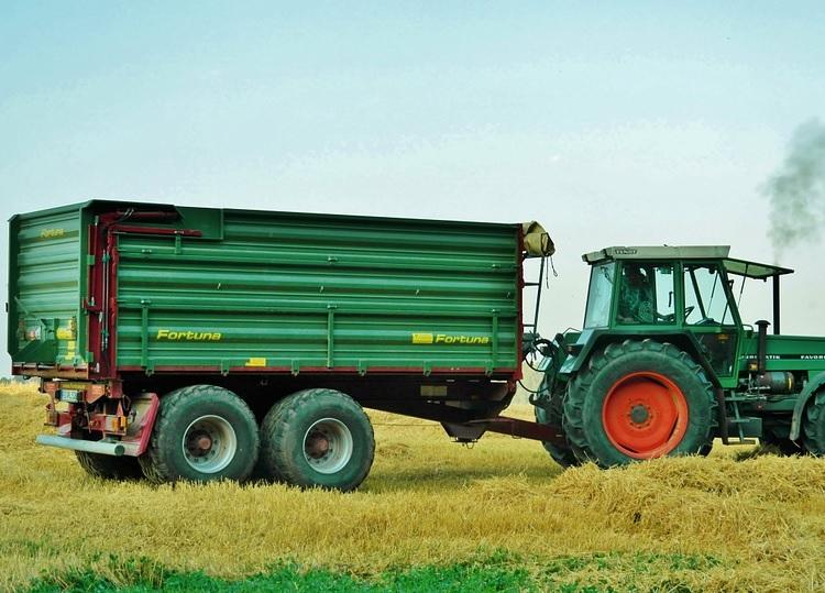 Badanie techniczne przyczepy rolniczej Rzeszów