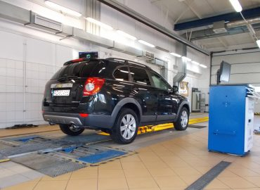 Stacja kontroli pojazdów Rzeszów