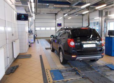 Pierwsze badanie techniczne samochodu Rzeszów